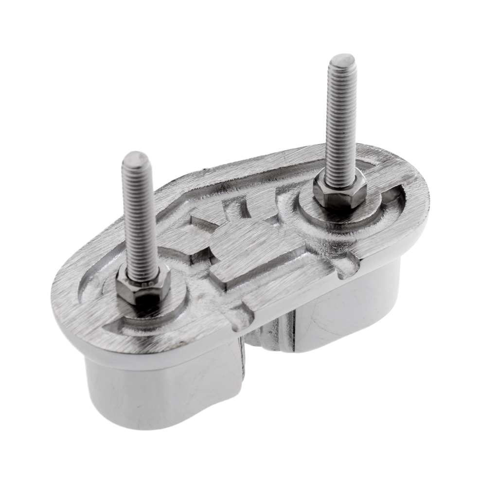 1 Pcs Rowing Boat Fast Entry Cleats Canoe/Kayak/Cam Cleat  Accessories Sailing/Inflatable Boat Stainless Cam Cleats