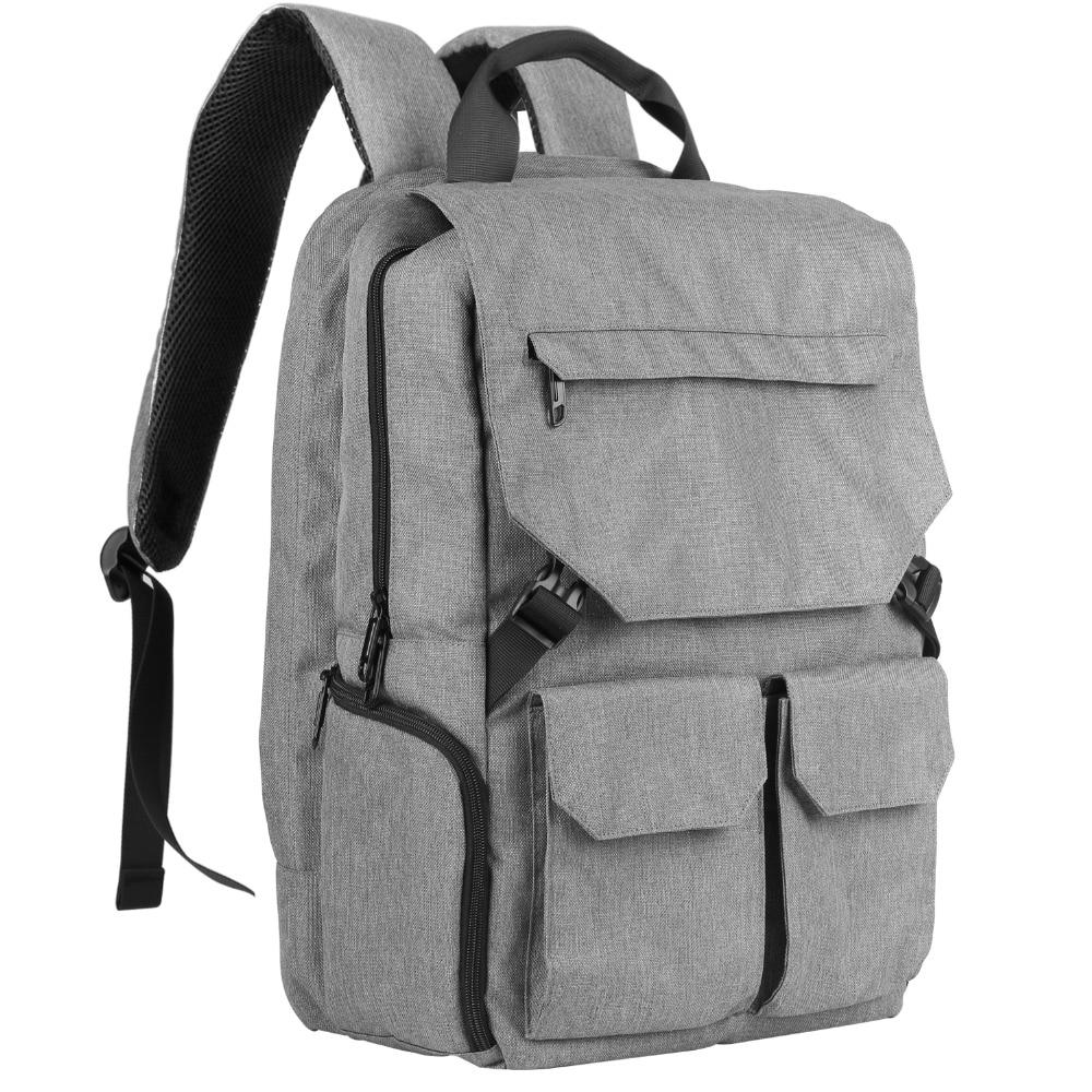 Laptop/Notebook Backpack,MoKo Multipurpose Daypacks Lightweight Travel Backpack Bag Satchel, Fit Up to 16Computer ACER laptop motherboard fit for acer aspire 3820 3820t notebook pc mainboard hm55 48 4hl01 031 48 4hl01 03m