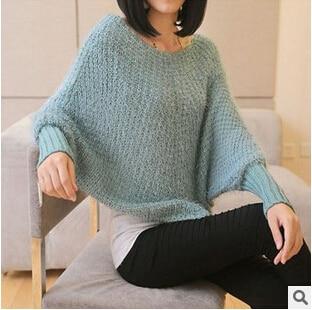 2015 nueva moda de invierno camisa del palo del suéter de