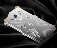 Simon THOR IRONMAN Shockproof Outdoor Heavy Metal Back Cover For Xiaomi Redmi Note 4x Aluminium Anti