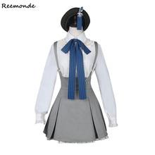Anime SINoALICE Pinocchio Cosplay Costume Lovely Lolita Skir