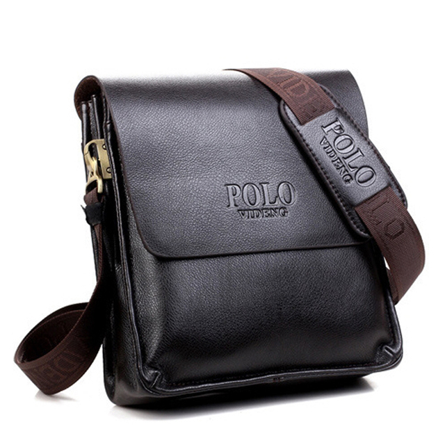 HOT SALE 2017 New men s shoulder bags soft leather messenger bags high  quality man brand business 4230145ef779