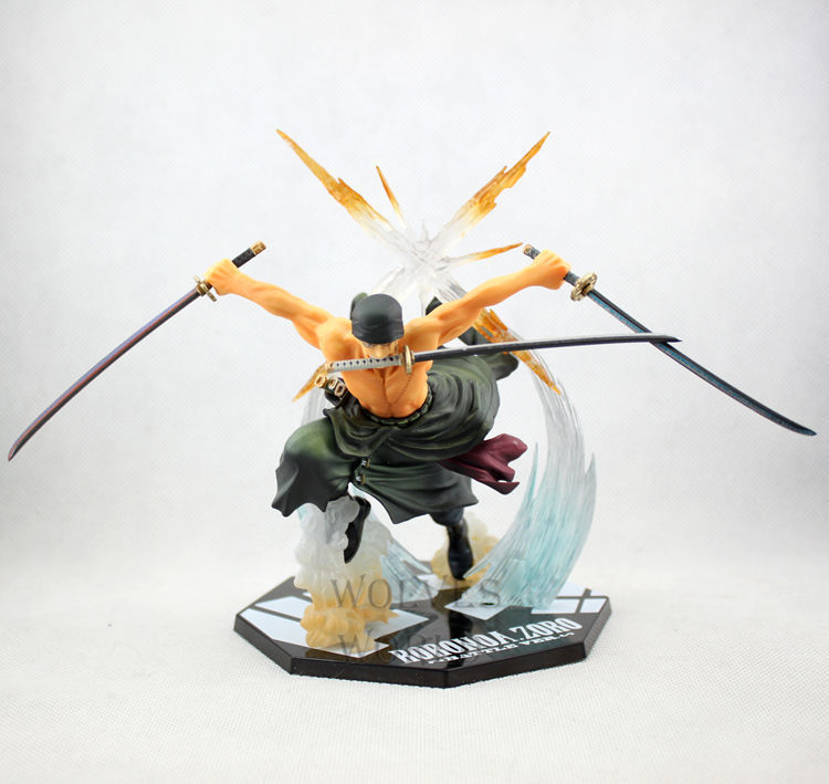 best new hot sale one piece anime Zoro arrogance fight frame pvc action figure classic collection doll toy anime one piece fire fist ace handsome model garage kit pvc action figure classic collection toy doll