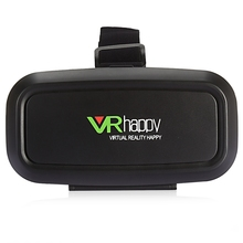 Virtual Reality VR Headset with Stereo Headphone for 3.5 to 5.5-Inch Smartphone