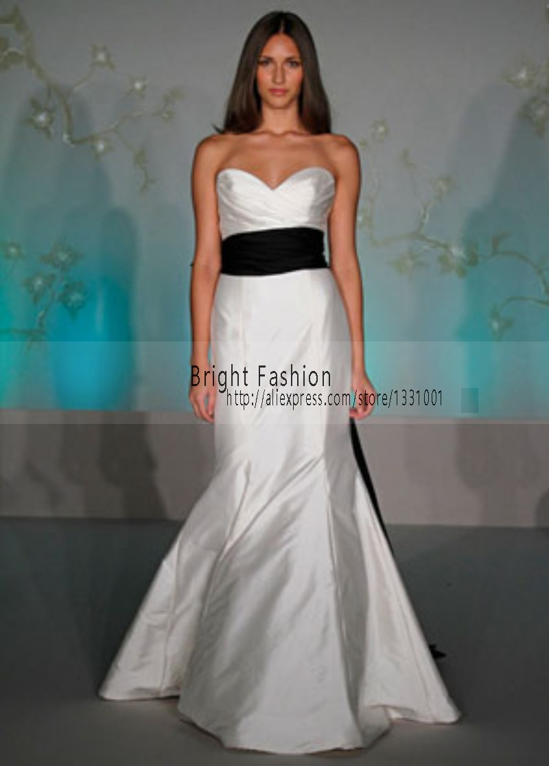 Wedding Dress of Black Women 2015