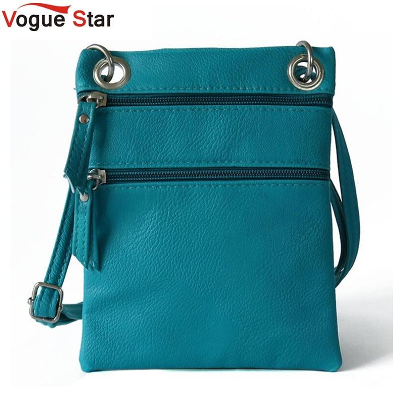Vogue Star 2018 women leather messenger bag summer sling satchels crossbody shoulder bag tassel  vintage mini small purses LS395