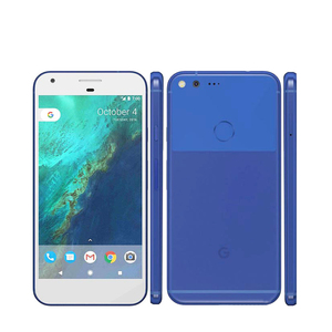 Американская версия Google Pixel XL 4G LTE 4 Гб ОЗУ 32 ГБ/128 Гб ПЗУ мобильный телефон 5,5 ''Snapdragon четырехъядерный Android сканер отпечатков пальцев Смартфон