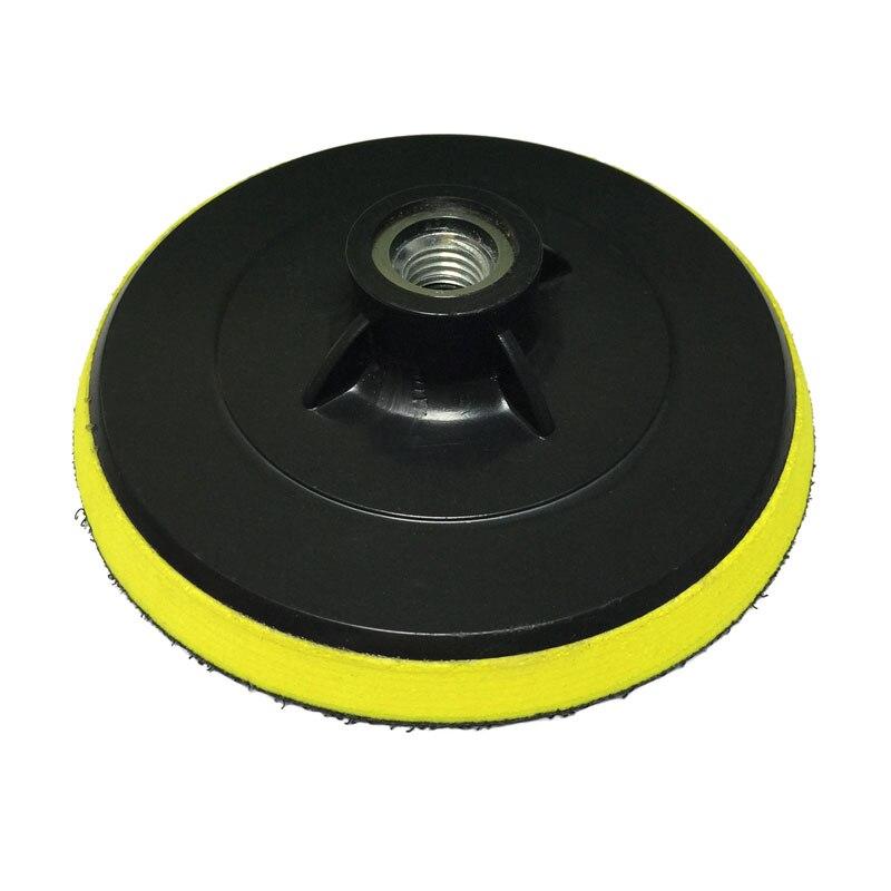 RIJILEI Disco de pulido de disco autoadhesivo de 5 pulgadas - Accesorios para herramientas eléctricas - foto 3