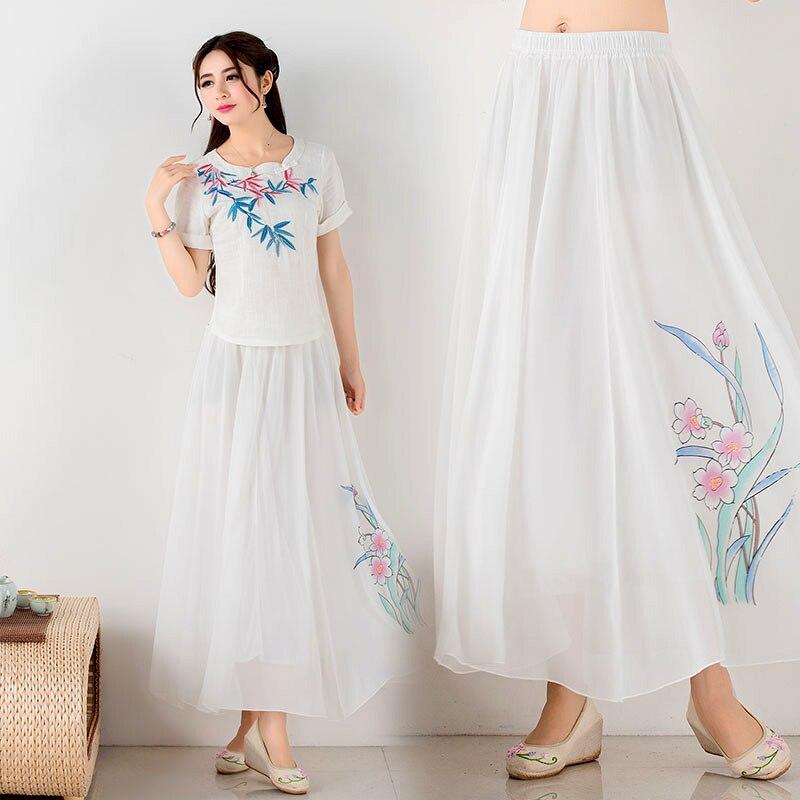 Магазин одежды длинные юбки