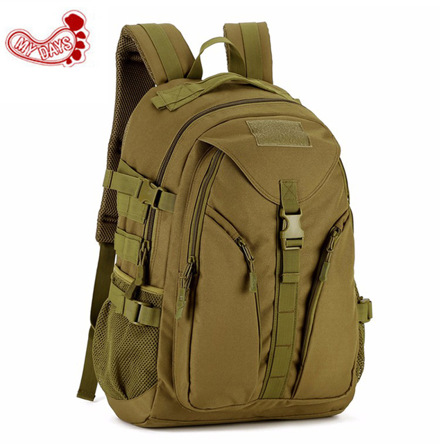 40L Waterproof Molle Backpacks Military 3P Tactics Rackpack Assault Nylon Travel Rucksack Bag for Men Women Rucksack Bag 1