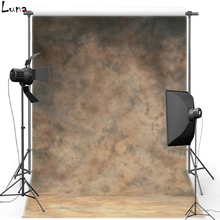 Pro Dyed Muslin Backdrops Hand Made photography background Old master painting for Wedding photo studio DM019