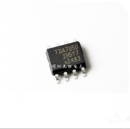 10pcs/lot TDA7050T TDA7050 SOP-8 New Original In Stock