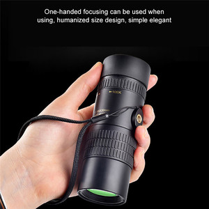 Image 5 - Zoom Monocular 10 100x30 Telescope HD Portable Mobile Phone Camera Telescopic Spyglass Binocular Hunting Shooting Golf Tourism