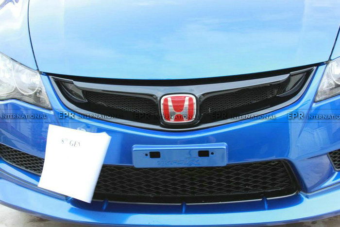 Civic FD2 Type R Mugen Front Grill(10)_1
