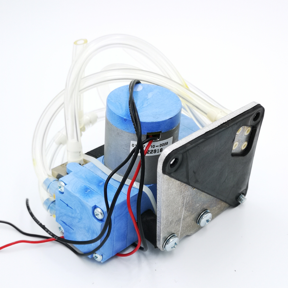 Mac Solenoid Valve Wiring United States Parker 5 12v Brushless Vacuum Pump With Double Head Diaphragm D100165 In Pumps From Home Improvement On