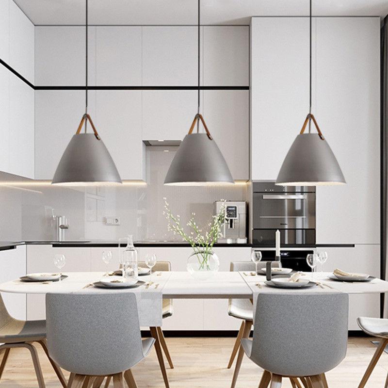 gray pendant lights kitchen island light room bar modern pendant lighting study bedroom home pendant ceiling lamp include bulb