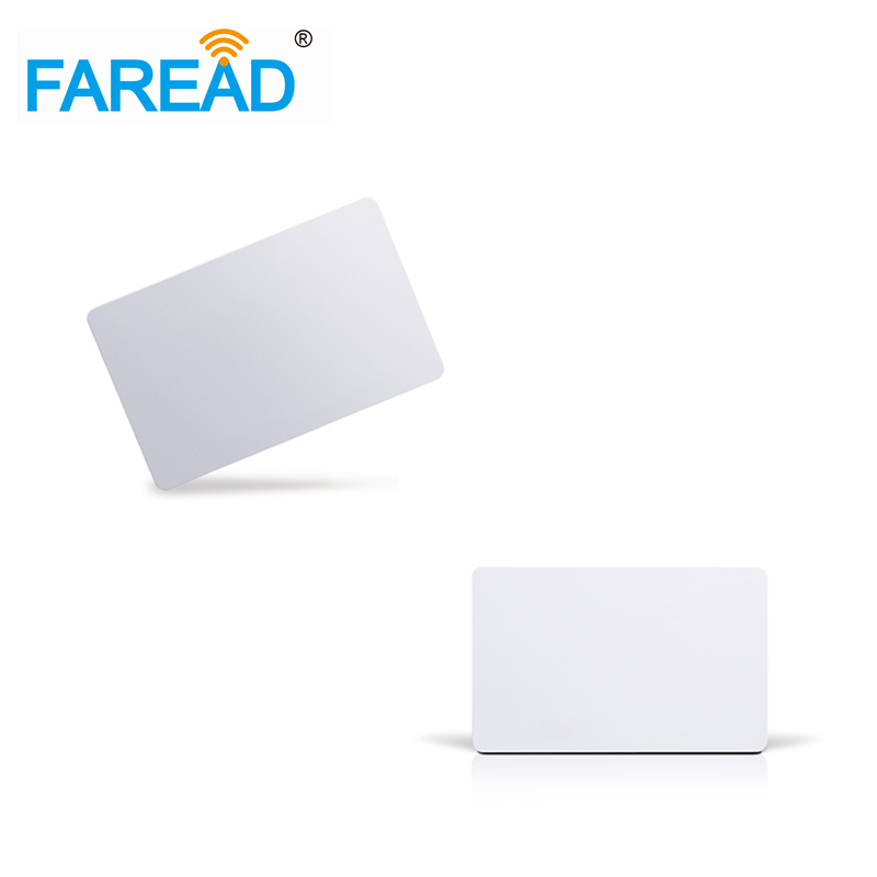 X20pcs  Free Shipping T5577 RFID Blank Cards Thin Size 125 KHz LF Card  ISO / Manchester 64 Standard