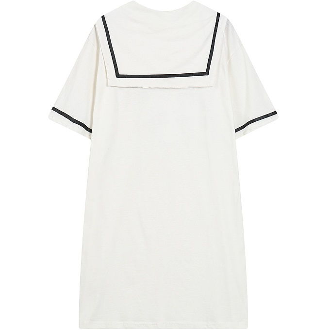 Donald duck images black and white dress