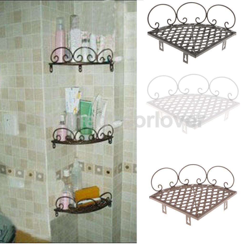 Hot Sale Bathroom Kitchen Storage Organize Shelf Rack Shower Corner ...