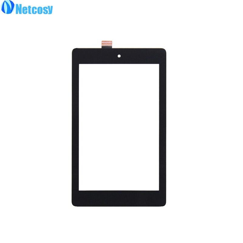 Netcosy Сенсорный экран планшета спереди touch Панель Стекло объектив для Amazon Kindle Fire HD 6 HD6 touch Экран Замена запчастей