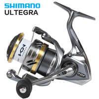 Shimano Original ULTEGRA FB deux vitesses rapport 1000HG 2500HG C3000HG C5000XG 5 + 1BB moulinet de pêche en rotation x-ship Saltewater Reel