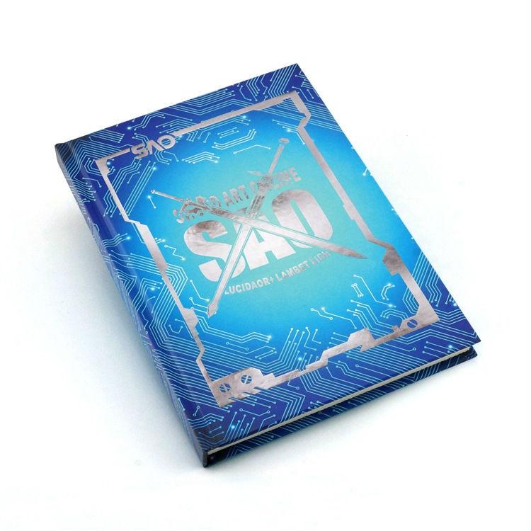 Sword Art Online cosplay notebook Anime SAO Kirigaya Kazuto logo pocketbook Collectible Exquisite free shipping