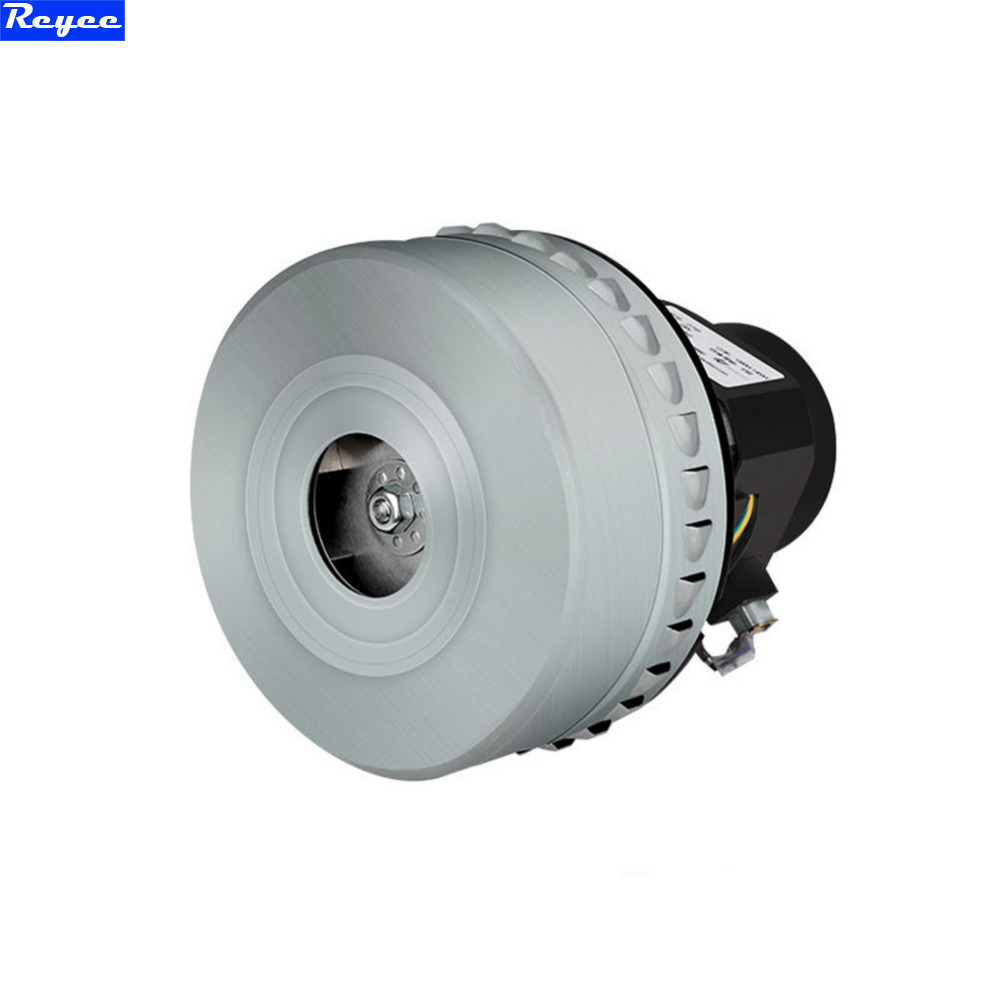 New 220V 1200W-1400W low noise copper motor 143mm diameter with good quality for vacuum cleaner