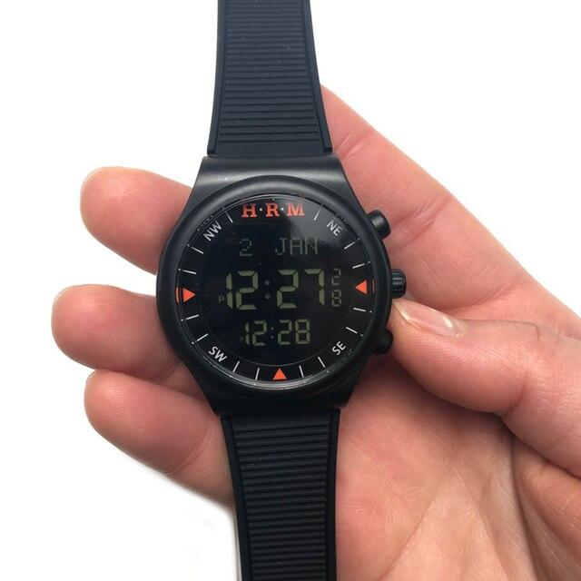 1 sztuk/partia muzułmański automatyczny Fajr zegarek z budzikiem HA 6506
