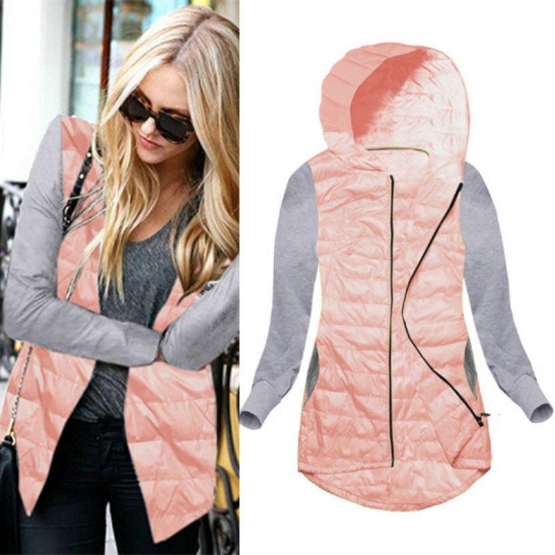 Wadded Clothing Female Women Winter Warm Hooded Jacket Cotton Coat Jackets Slim Thin Parka Ladies Coats Outwear  new грабли зубр эксперт 4 39473