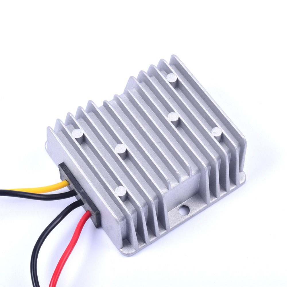 Car Dc 24v 4a Voltage Stabilizer Surge Protector Power Supply Wiring Along With Transistor Ignition System Regulator For Auto Truck Vehicle Boat Solar Etcdc10 36v I In Cables