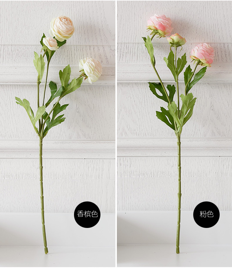 roses artificial flowers home decor (12)