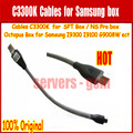 Original product c3300k cable uart cable for and spt box and octopus box for samsung unlock imei