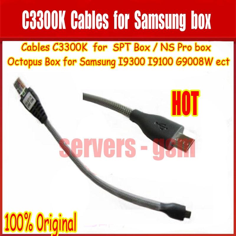 bilder für Original produkt c3300k kabel uart kabel für und spt box und octopus box für samsung entsperren imei