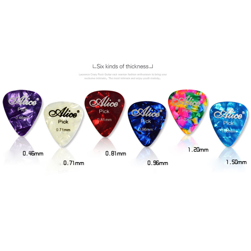 alice guitar picks- Guitarmetrics