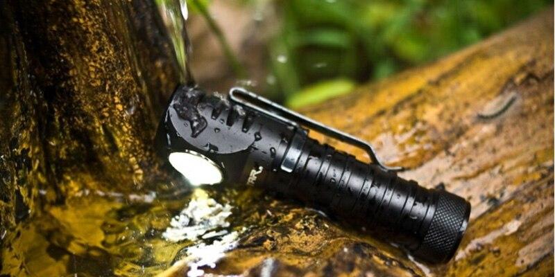 2018 nouveau XTAR H3 H3W phare CREE XM-L2 U3 LED 1000 Lumens 5 Mode étanche lampe frontale pour chasse pêche lanterne + bandeau