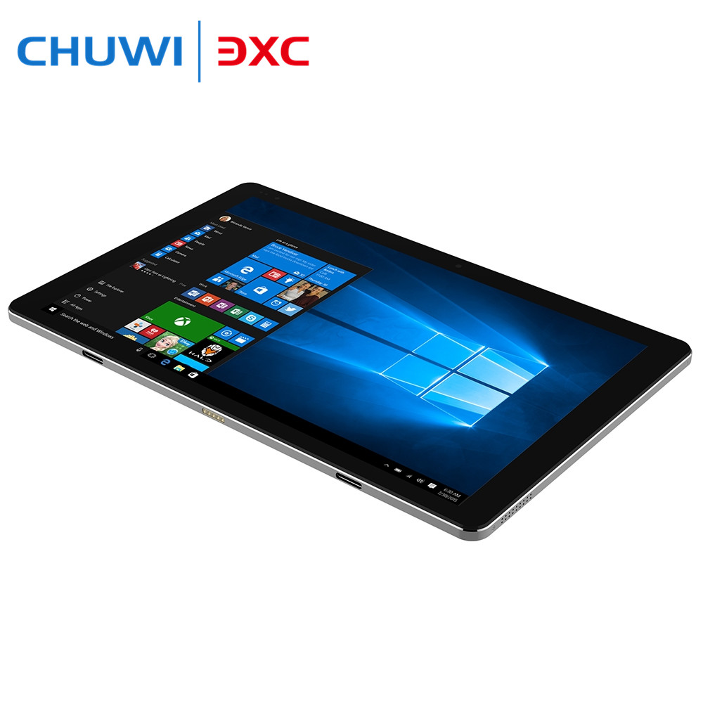 10.1 Chuwi Hi10 Pro 2 In 1 Tablet PC Superior Metal Tablet Intel Cherry Trail X5-Z8350 Windows 10 & Android 5.1 4G 64G IPS HDMI