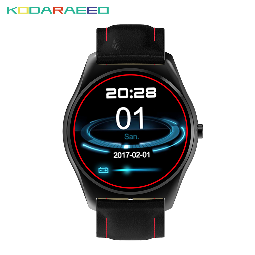 N3 Bluetooth Smart Watch MTK2502 1.3 inch Smartwatches Fashion For Men Women For IOS Android Phone Xiaomi Huawei Iphone health monitoring bluetooth sync children s adults smart watch phone for iphone samsung huawei lg htc xiaomi so on smartphone