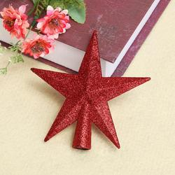 Christmas Tree Top Stars Pine Garland Sparkle Ornament Christmas Decoration for home Christmas Tree Ornament Topper Party Decor 2