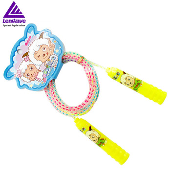 Lenwave brand Child Jump Rope Have 5 Color Kids Sports Skipping Rope  Best-selling skipping rope