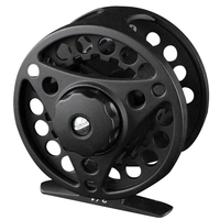 Full Metal Fly Fishing Reel 3 4 5 6 7 8 Flyfishing Bearing 2 1 Gear