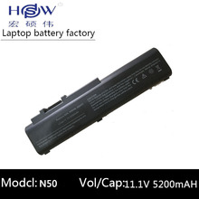 5200mah New 6 cells Laptop battery For asus N50 N50VC N51 N51A N51S N51V,A32-N50 A33-N50 90-NQY1B1000Y 90-NQY1B2000Y все цены