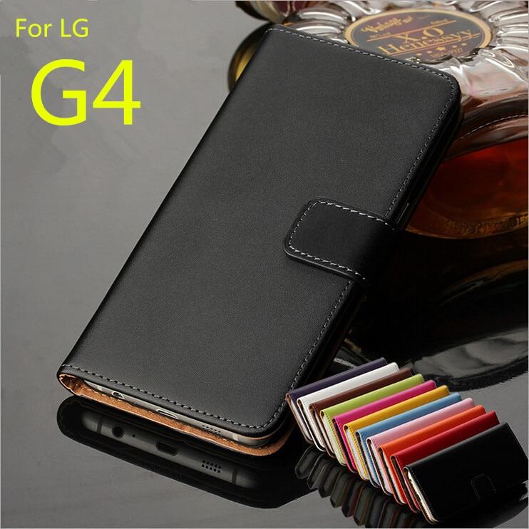 Funda de cuero retro para LG G4 Funda protectora Funda con hebilla magnética Funda para tarjeta para LG G4 GG