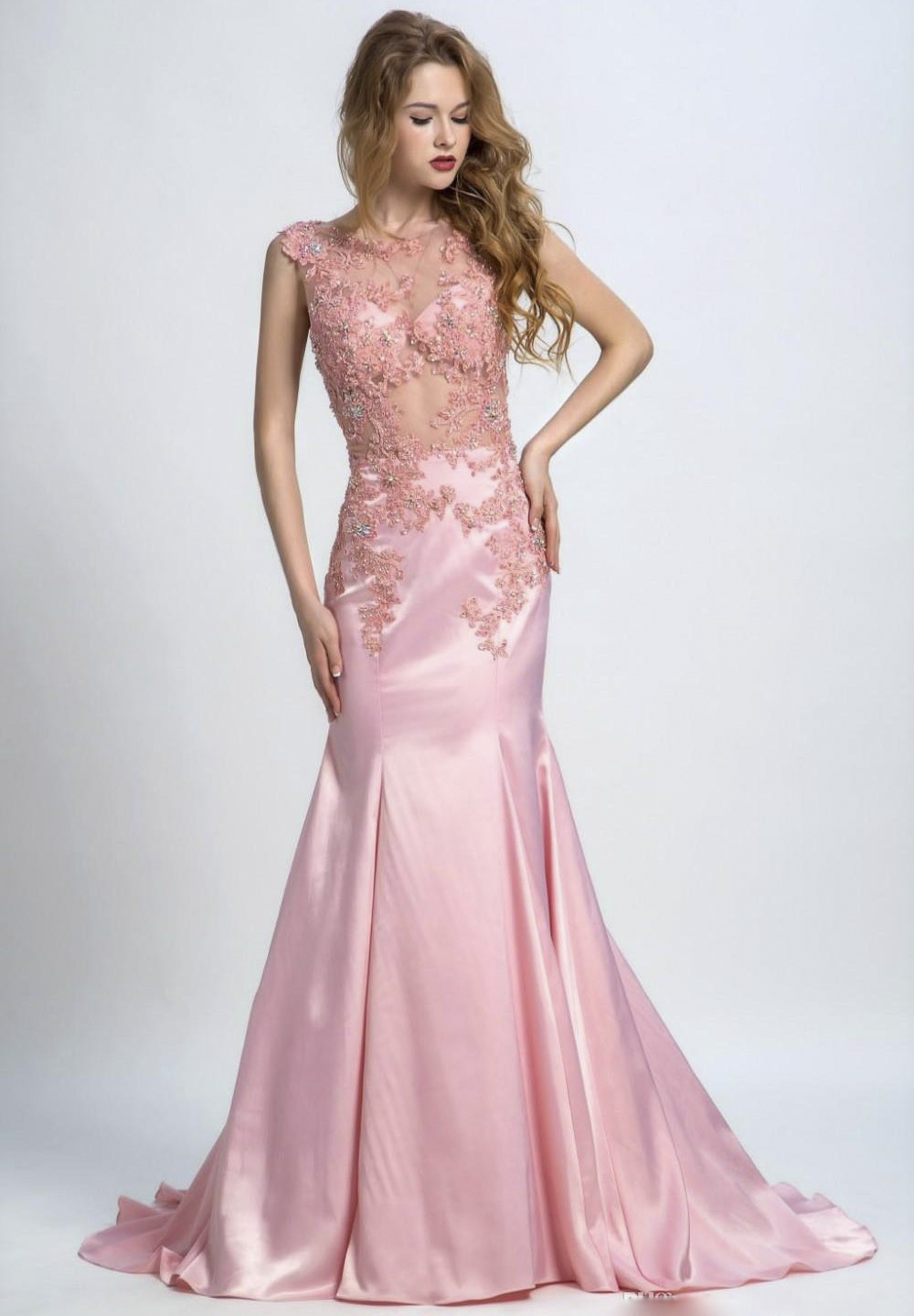 Popular Pink Dresses for Women Formal-Buy Cheap Pink Dresses for ...