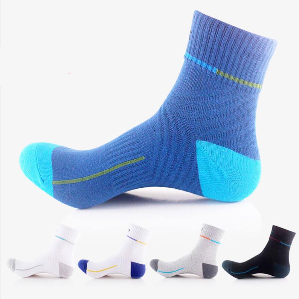Underwear & Sleepwears Radient 5 Pairs Men Business Leisure Bamboo Fiber Long Tube Socks Male Striped Flowered Warm Pure Color Retro Meias Loafter Dress Calze