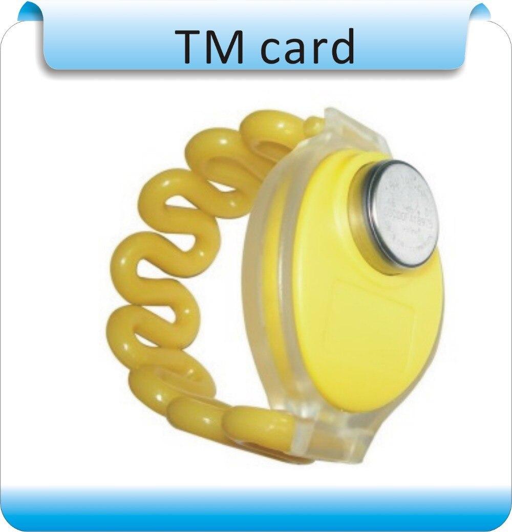 50pcs iButton TM Kartenarmband nicht magnetisch TM1990A-F5 - Schutz und Sicherheit - Foto 3