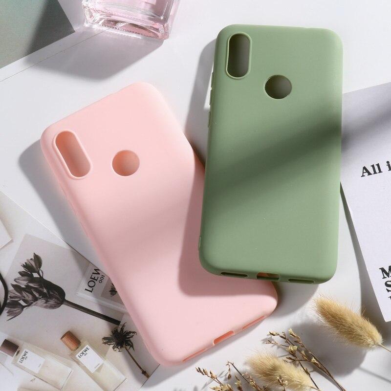 Candy Case For Xiaomi Redmi Note 7 6 5 K20 Pro Cases Redmi 7A 6A 5A Go Plus S2 Case Silicon Xiomi Mi 9T 9 8 SE Lite Cover Bumper