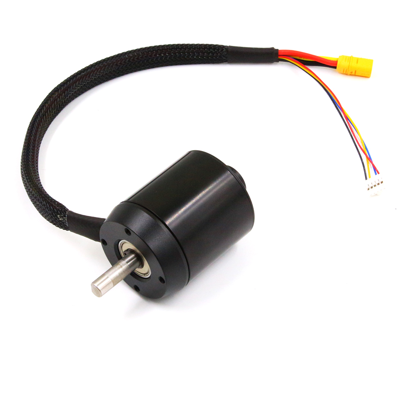 Free shipping High power 1680w 5065 380kv RC fixed wing airplane brushelss motor with big power