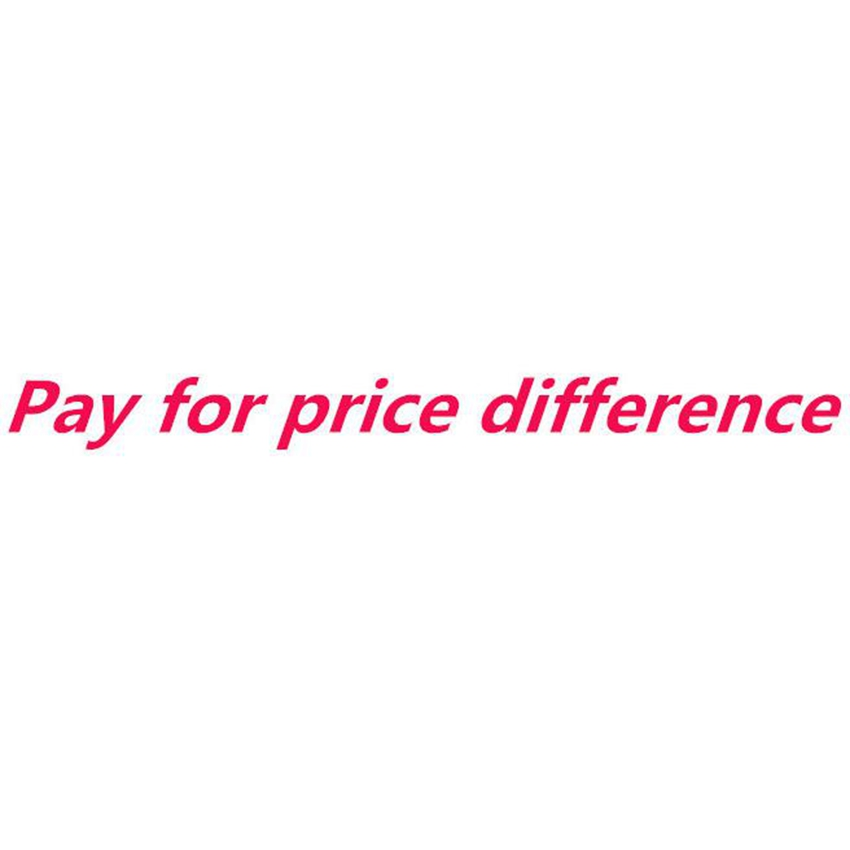 Pay for difference price