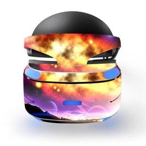Image 3 - 스타 워즈 이동식 비닐 데칼 스킨 스티커 커버 프로텍터 플레이 스테이션 VR PS VR PSVR 보호 필름 스킨 스티커