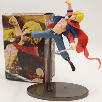 Anime One Piece 15cm Champion Sabo Action Figure Collection Model Toys